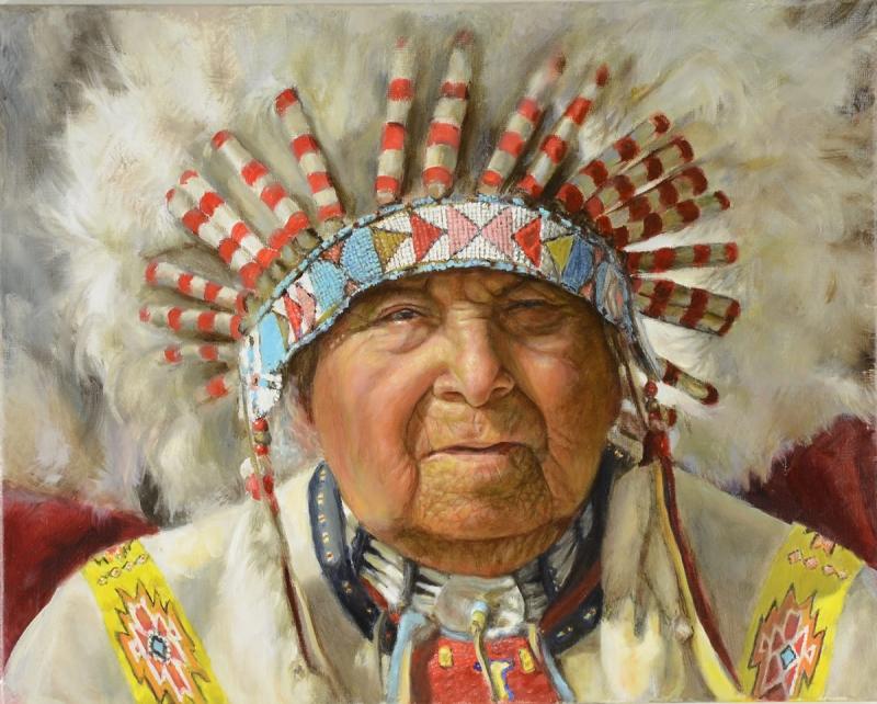 chief david originals all artwork judith dickinson fine